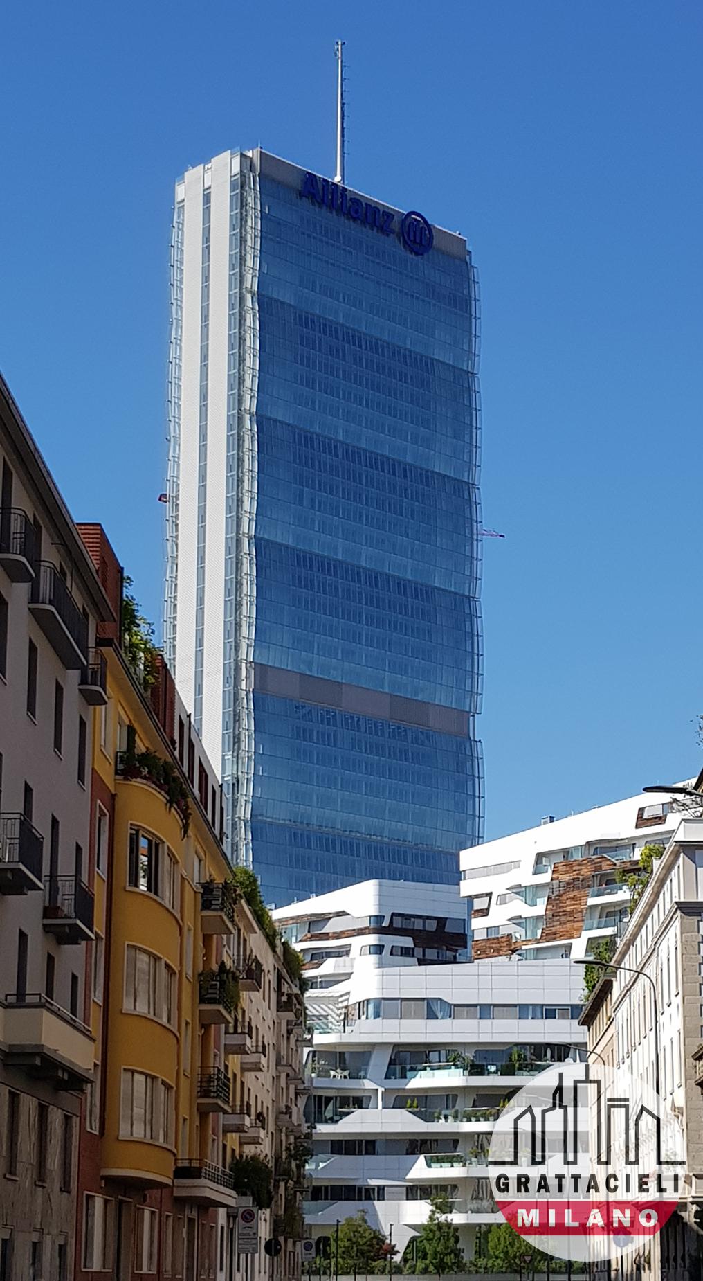 Torre Allianz - Isozaki