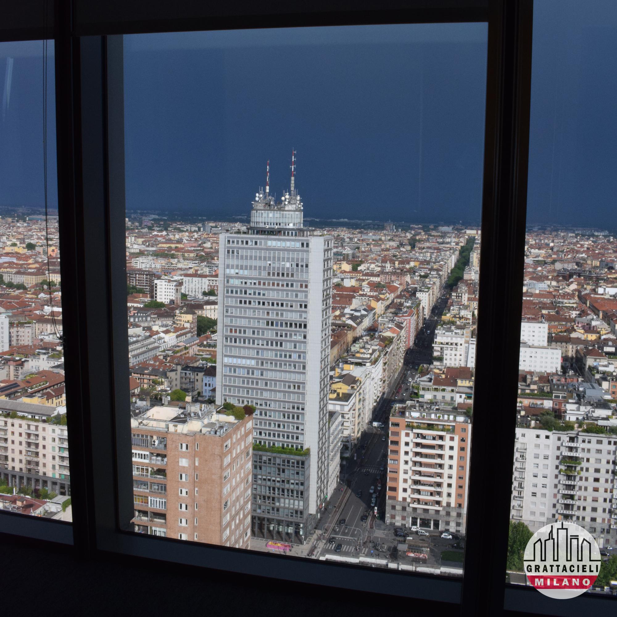 Torre Breda - Grattacielo Milano