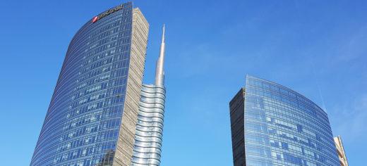 Top20 Grattacieli Milano - Struttura