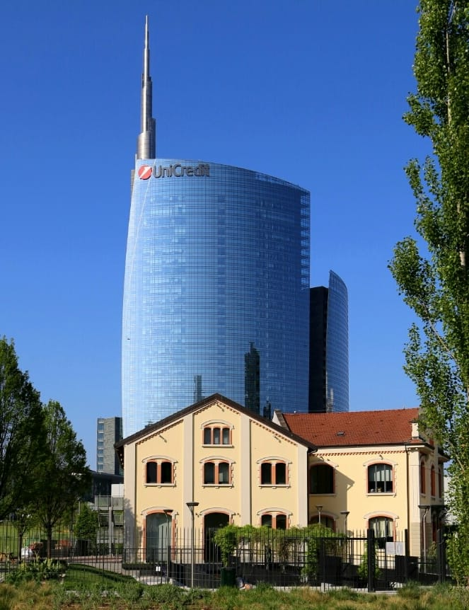 Unicredit Tower. Photo ©2018 by Giuseppe Leto