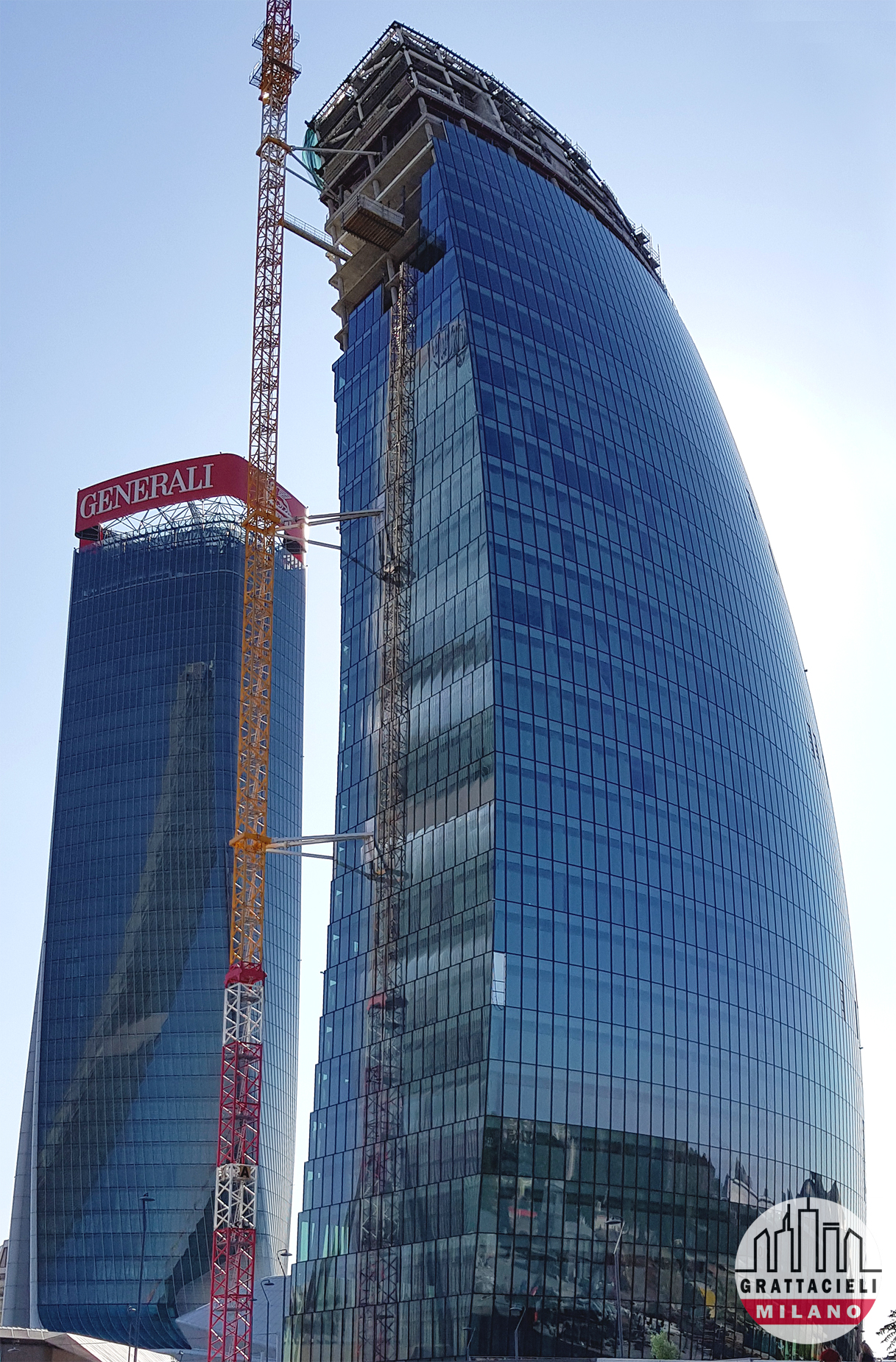 Torre PwC (agosto 2019)Photo by Demetrio Rizzo