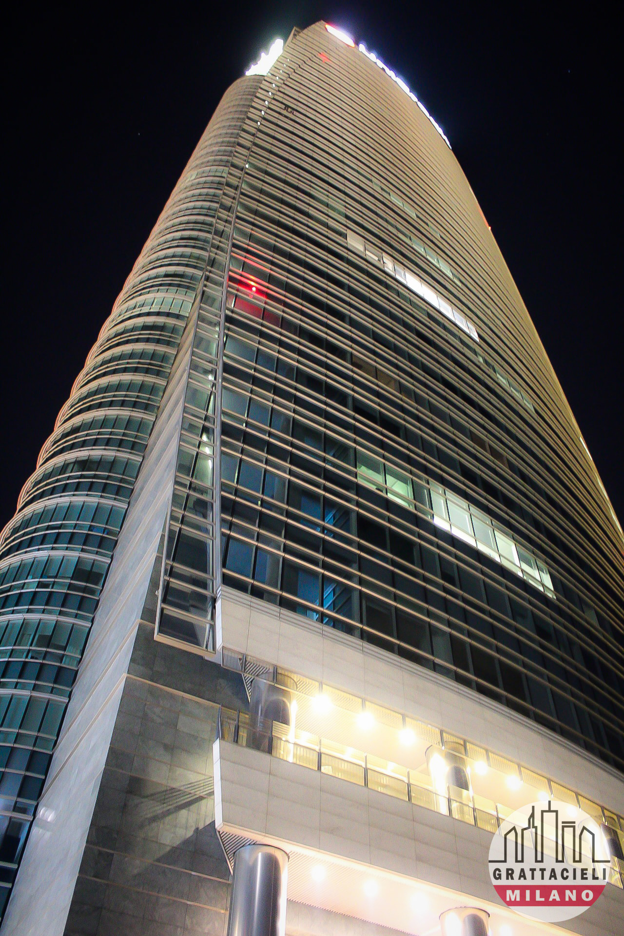 Unicredit Tower. Photo ©2019 by Alessandro Barberio