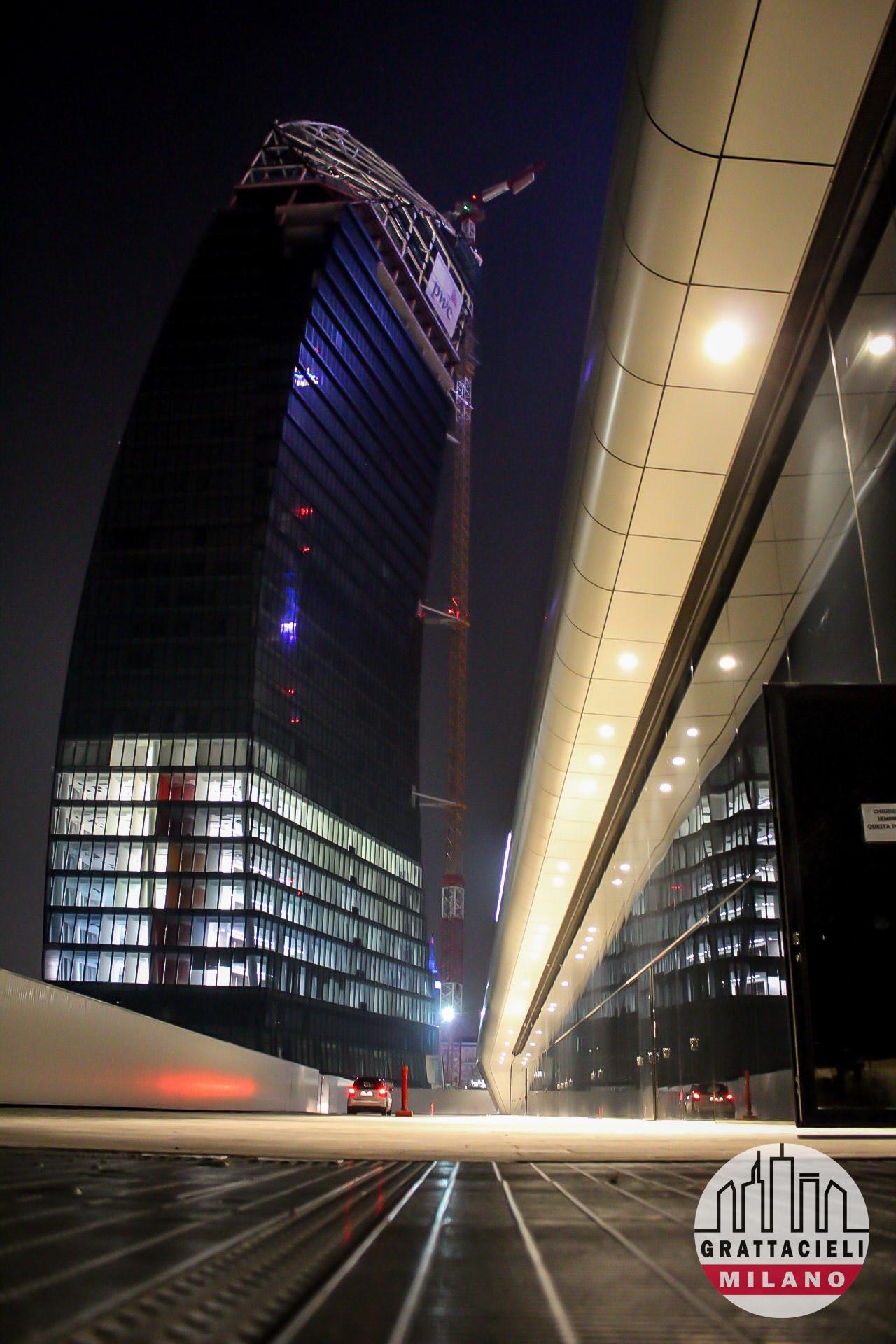 Torre PwC (Ottobre 2019). Photo by Alessandro Barberio