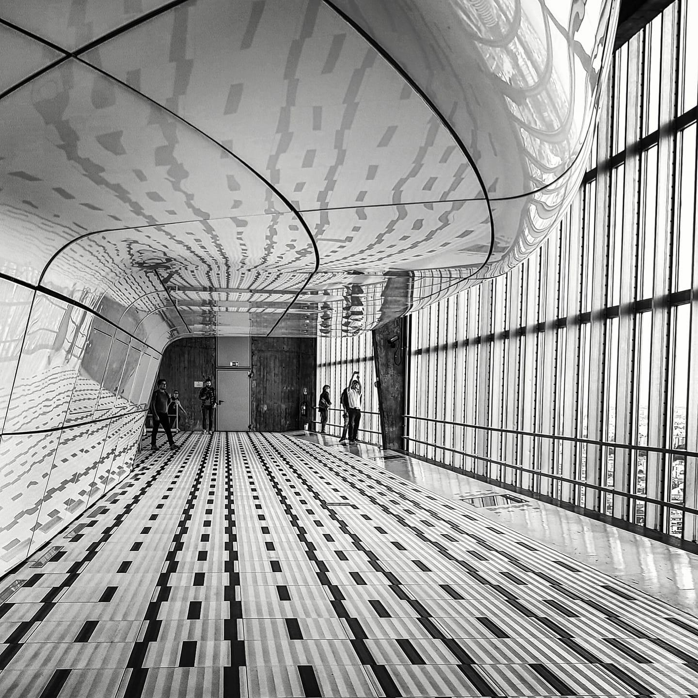 Belvedere Jannacci - Grattacielo Pirelli. © by Stefano Meroni