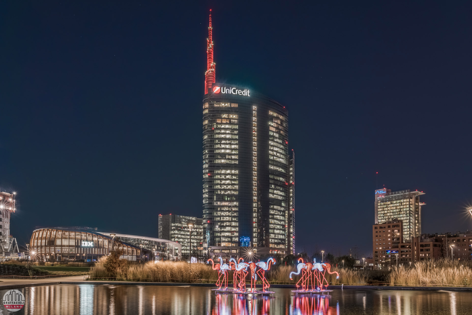 Unicredit Tower. ©2019 Roberto Bellini