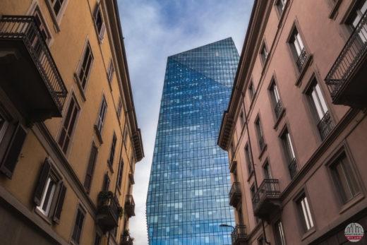 Torre Diamante Milano - ©Roberto Bellini