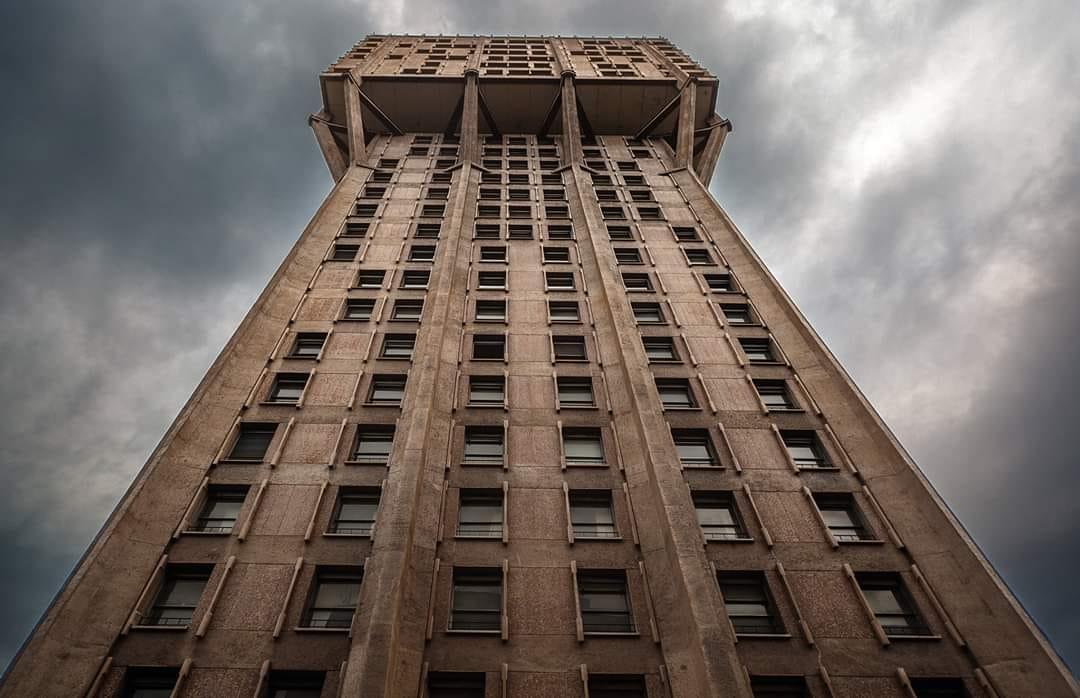 Torre Velasca. © Franco Brandazzi