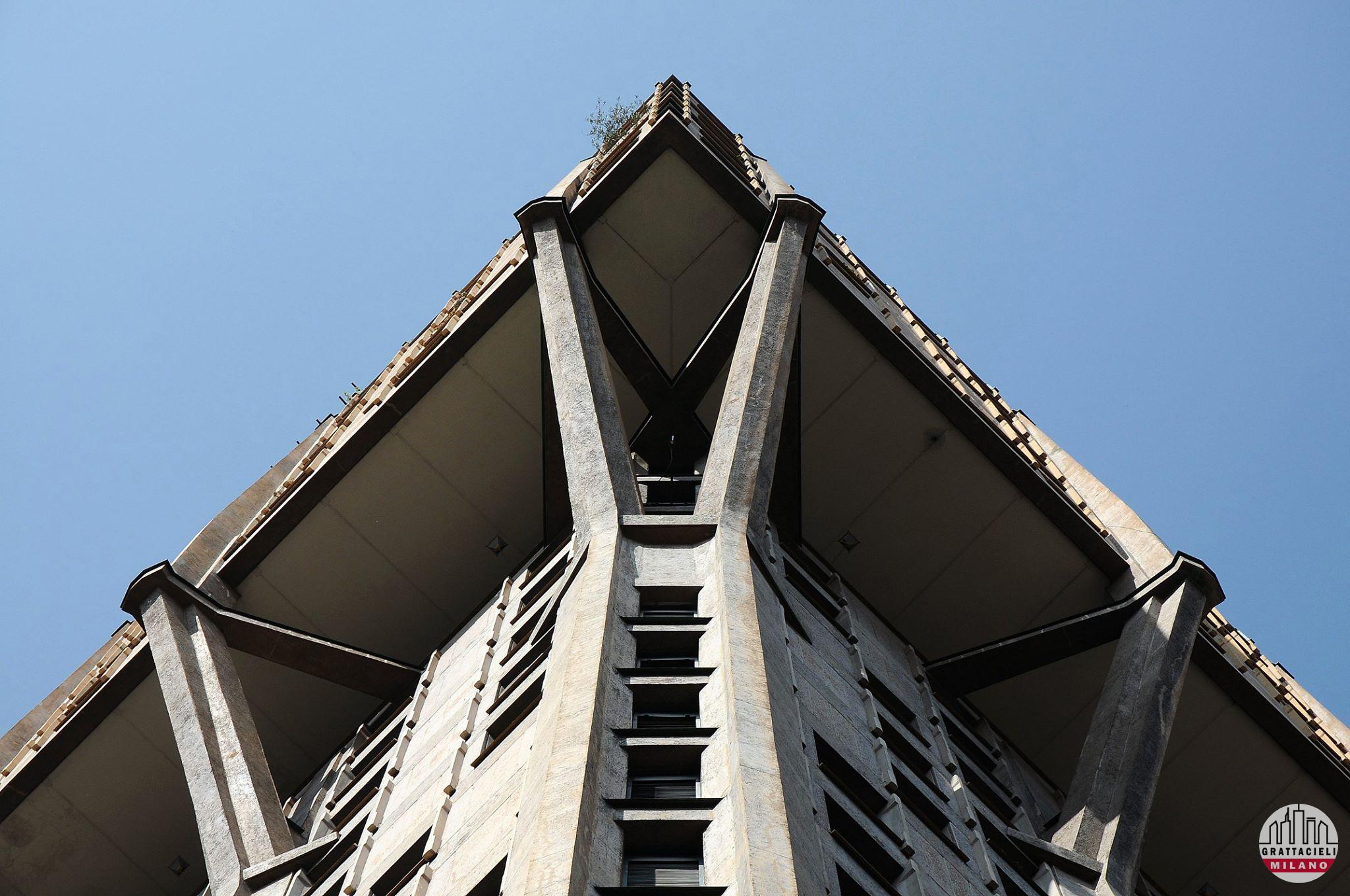 Torre Velasca. © Camillo Comacchio