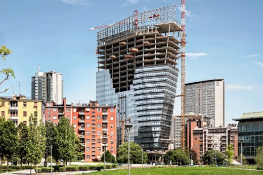 Torre Gioia 22 - Photo by Enrico Oggioni