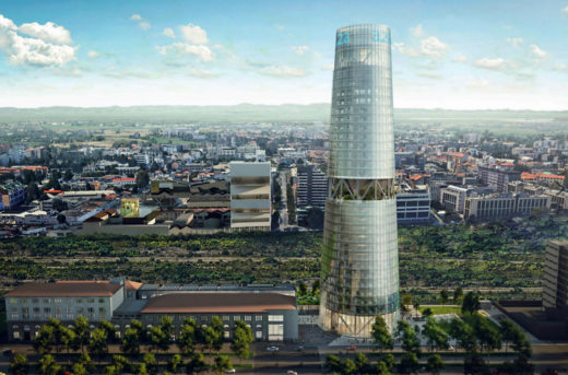 A2A Tower - Torre Faro Milano