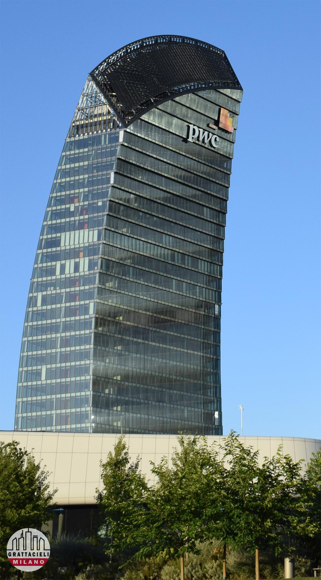 PwC Tower (Luglio 2020). Photo by Demetrio Rizzo