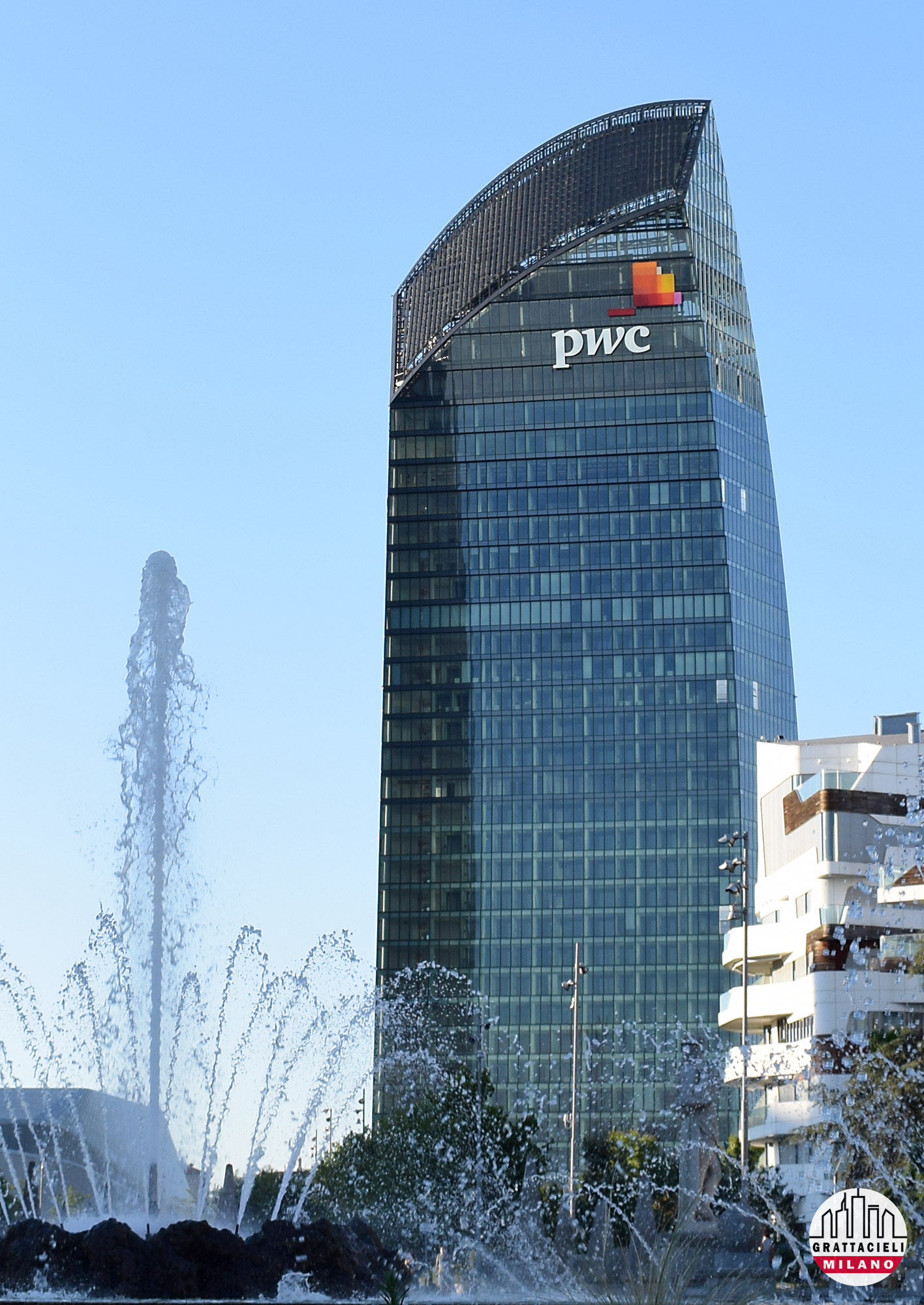 PwC Tower (Libeskind) - Photo by Demetrio Rizzo