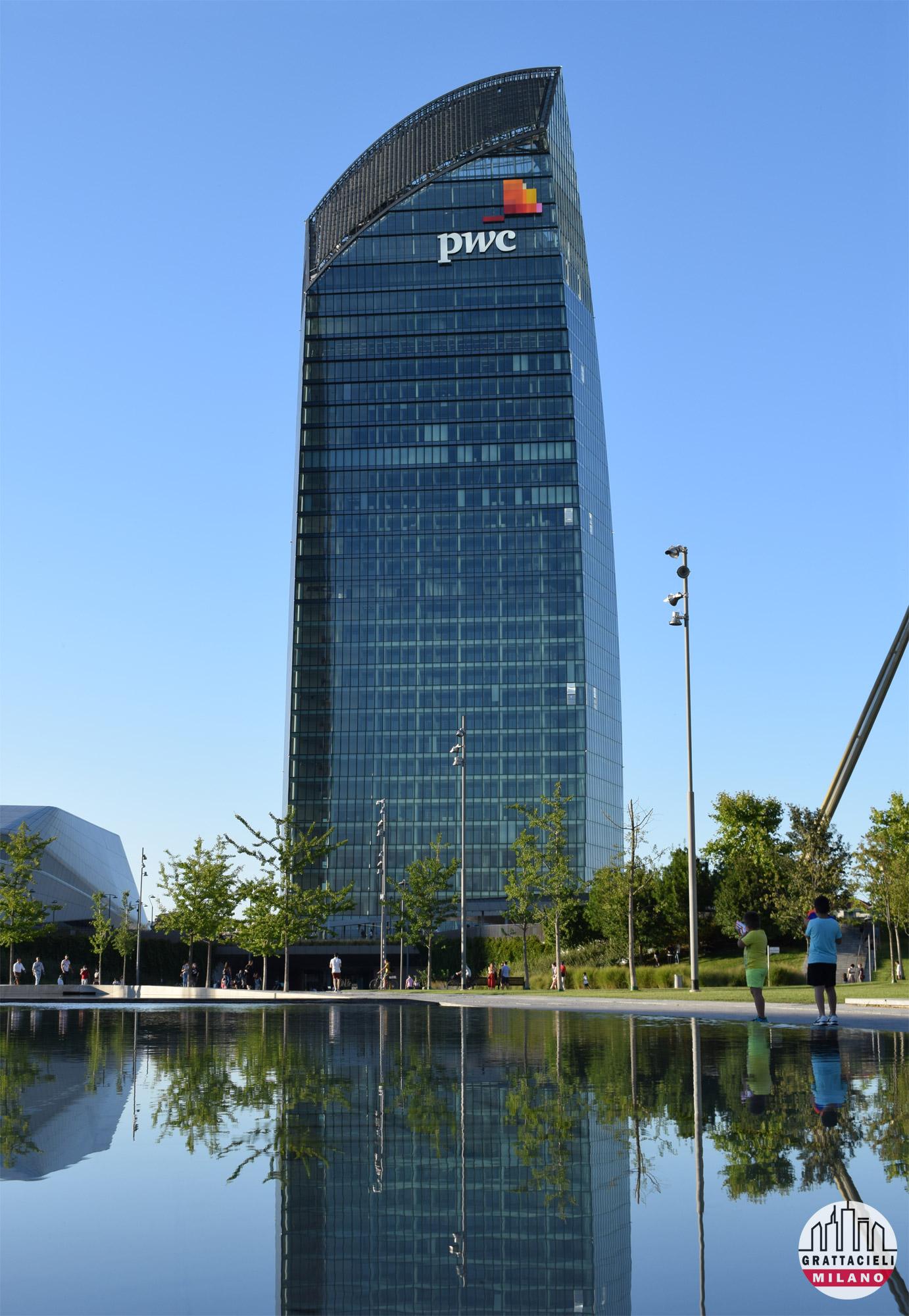 PwC Tower (Libeskind). Photo ©2020 Demetrio Rizzo