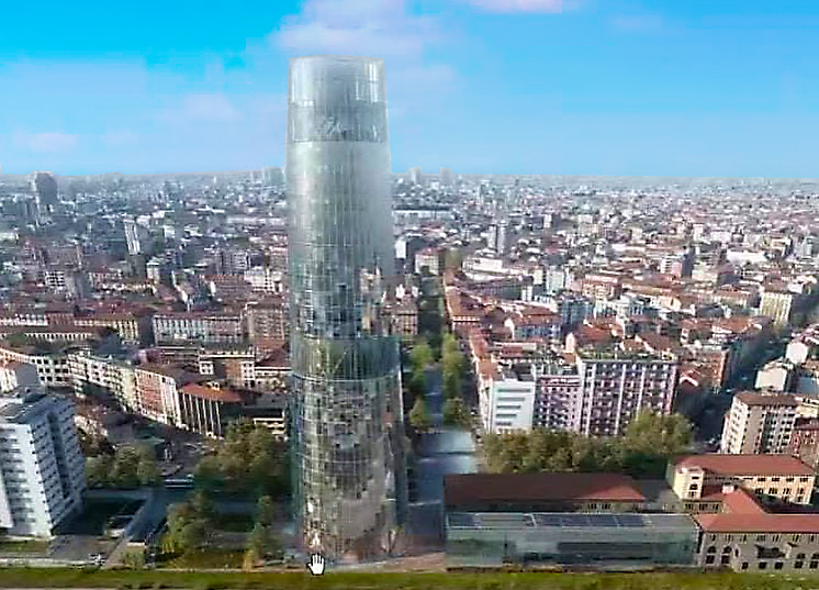 A2A Tower Milano (Torre Faro)